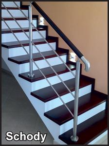 Wykonujemy schody w każdym stylu, z każdego drewna z rózną aranżacją.